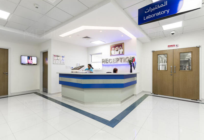 Maliha Hospital Sharjah Projects And Supplies Lighting Supplier